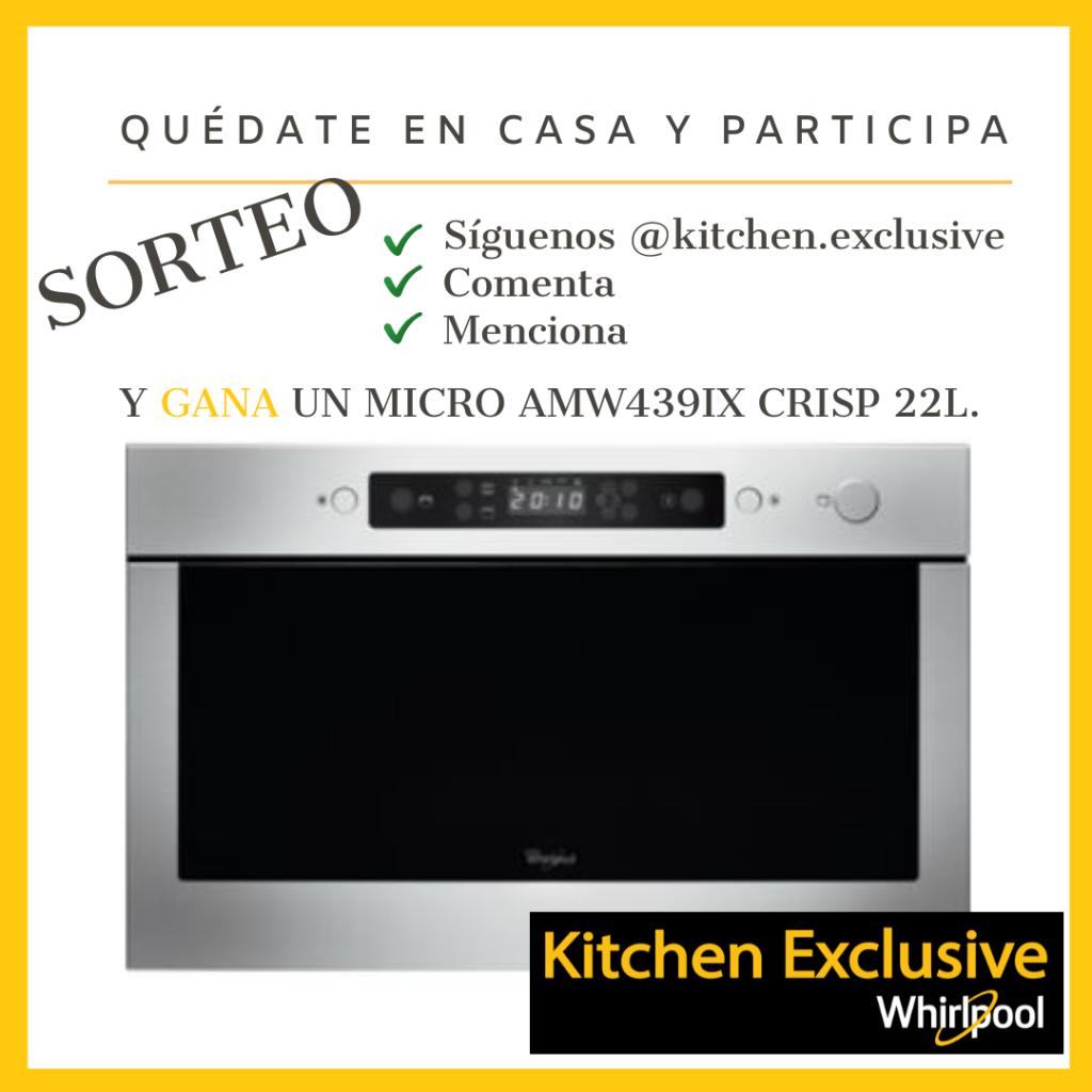crisp regalo Kitchen Exclusive Whirlpool