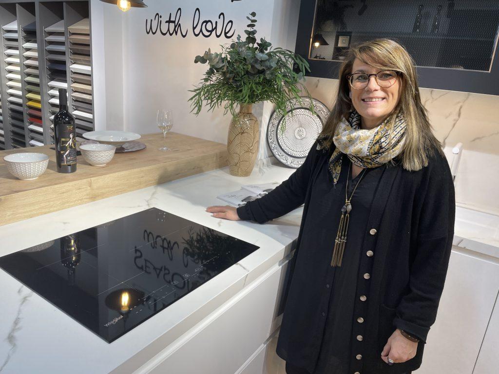 Cocinas Whirlpool en Los Alcores estudios Dimco by Dirmann Nolte Sevilla